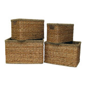 Natural Basket Set